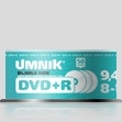 DVD+R DS (9,4 Gb, 8-16x)